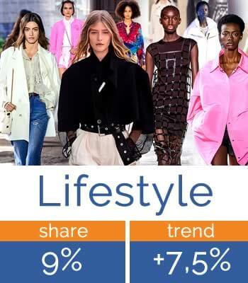 Il settore mobile lifestyle: fashion, cosmesi, arredo design, elettronica di consumo